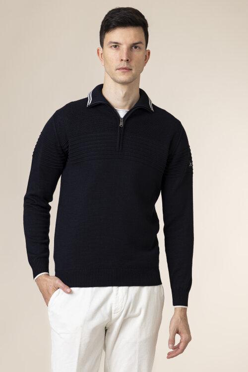 Sweter Navigare NV1023751_001 granatowy