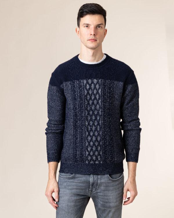 Sweter Pierre Cardin 02547_55790_3000 Granatowy Pierre Cardin 02547_55790_3000 granatowy
