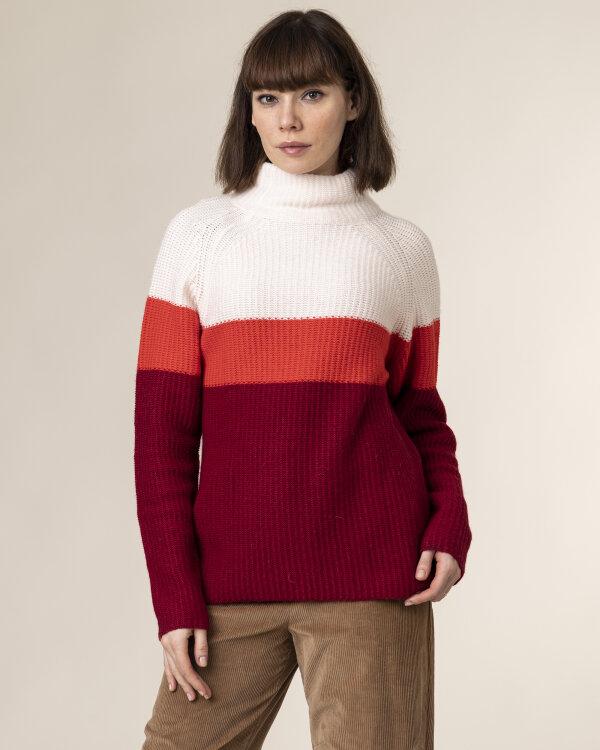 Sweter Camel Active 4K63309505_50 czerwony