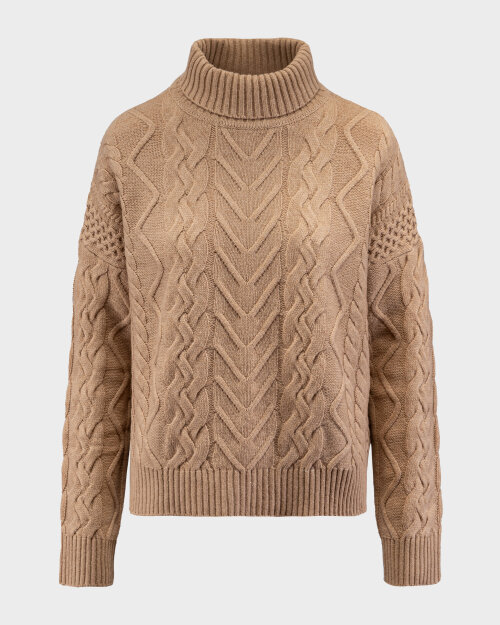 Sweter Camel Active 4K76309520_20 camelowy