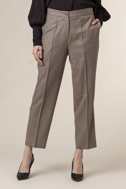 Spodnie Cavaliere 20HV20123_ELISIE FLANELL_54 beżowy