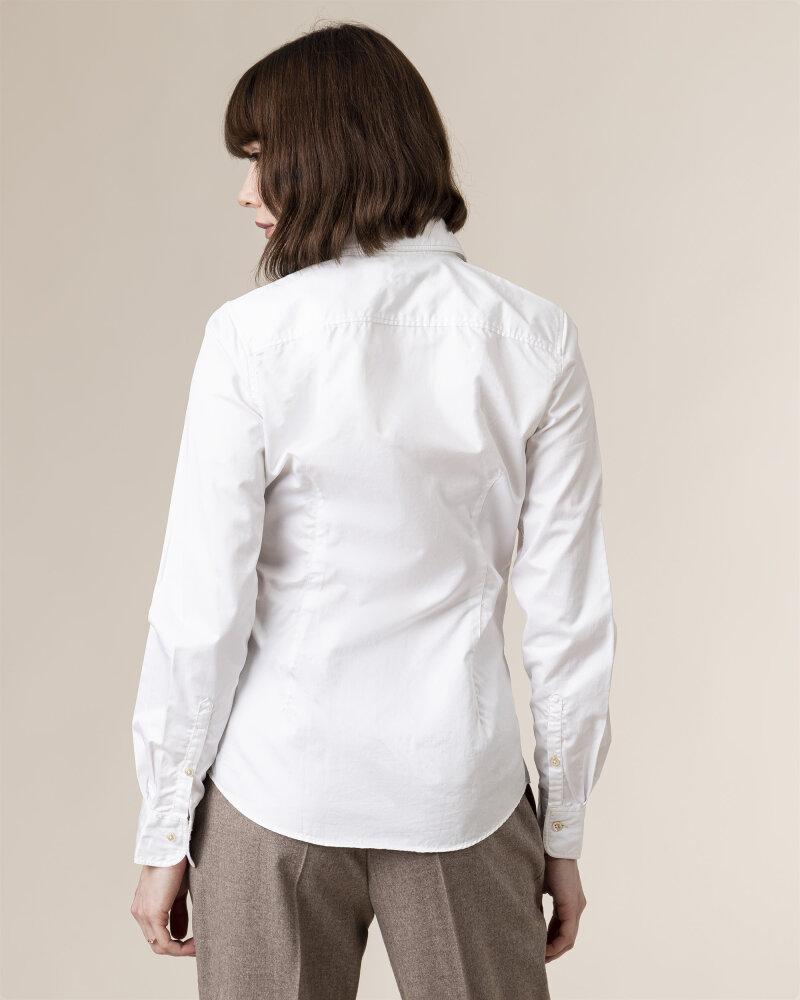 Koszula Stenstroms 361218_1467_000 biały - fot:4