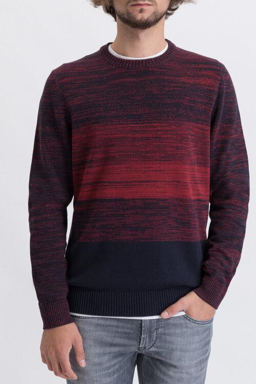 Sweter Bugatti 45522_2 7450_960 czerwony