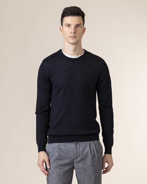 Sweter Matinique 30204881_194011 granatowy