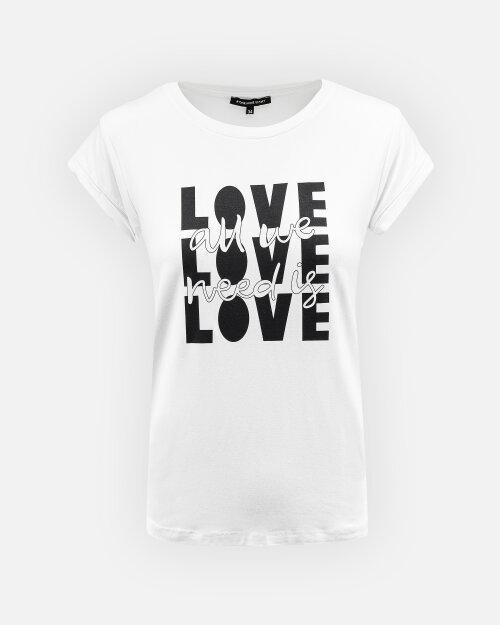 T-Shirt One More Story 101532_2001 biały