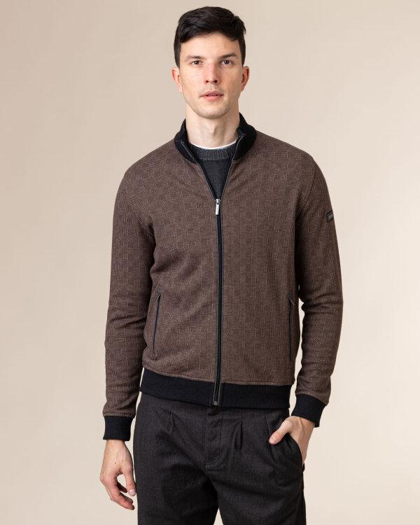 Sweter Bugatti 65063_3 8750_080 brązowy