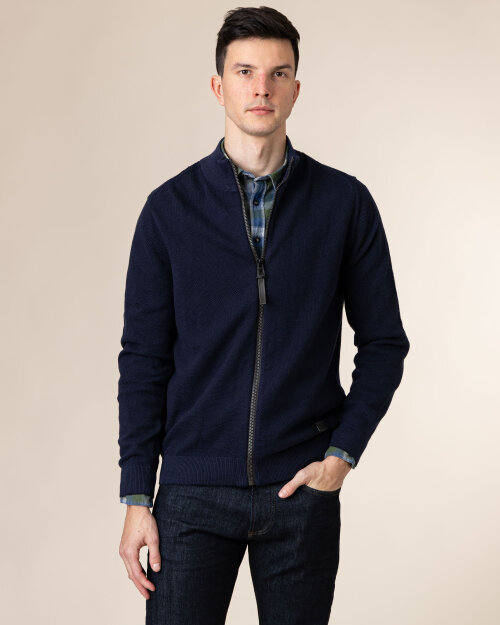 Sweter Camel Active 4K14409514_44 granatowy