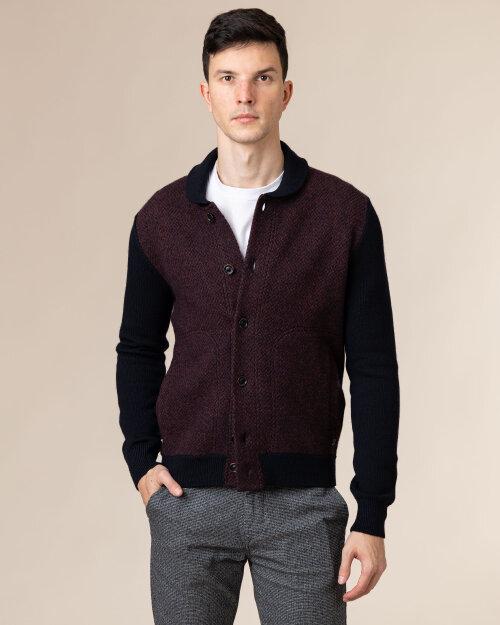 Sweter Pierre Cardin 02537_55648_3000 granatowy