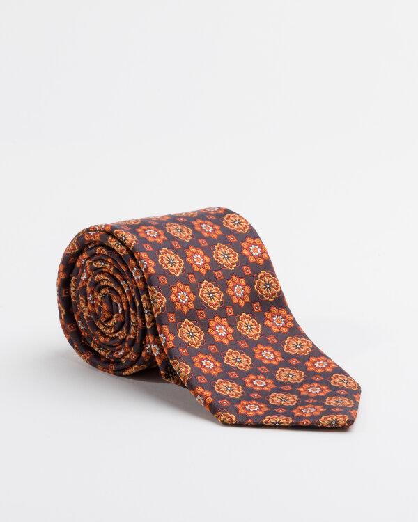 Krawat Stenströms 913139_003 brązowy