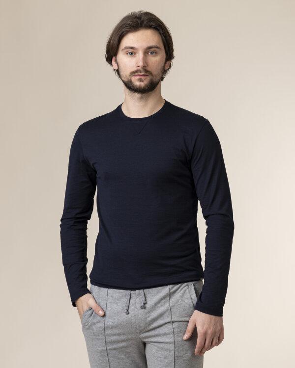 T-Shirt Baldessarini 5020_20008_6300 granatowy
