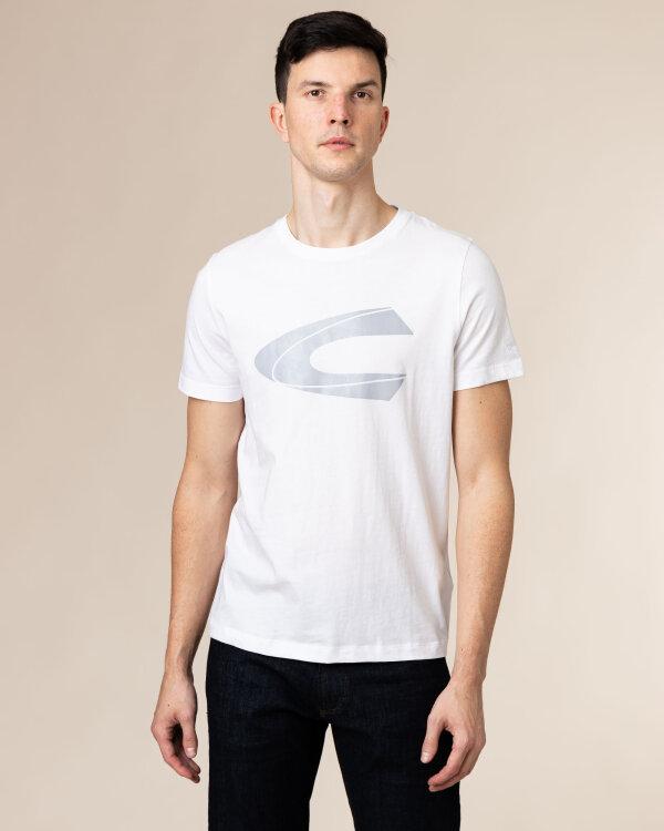 T-Shirt Camel Active 4T03409603_02 biały