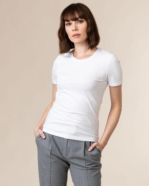 T-Shirt Stenstroms 442140_6108_000 biały
