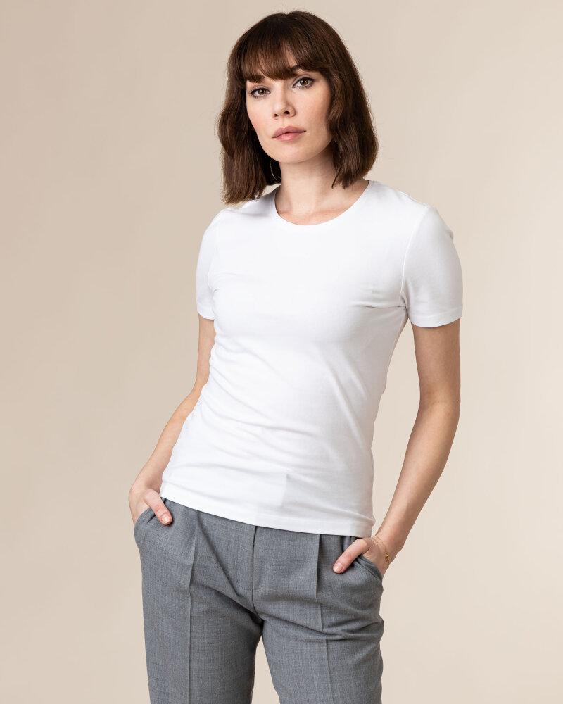 T-Shirt Stenstroms 442140_6108_000 biały - fot:2