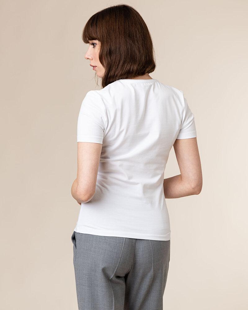 T-Shirt Stenstroms 442140_6108_000 biały - fot:4
