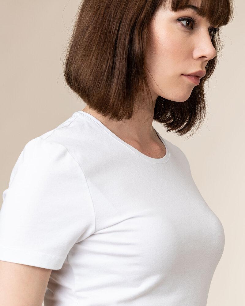 T-Shirt Stenstroms 442140_6108_000 biały - fot:3