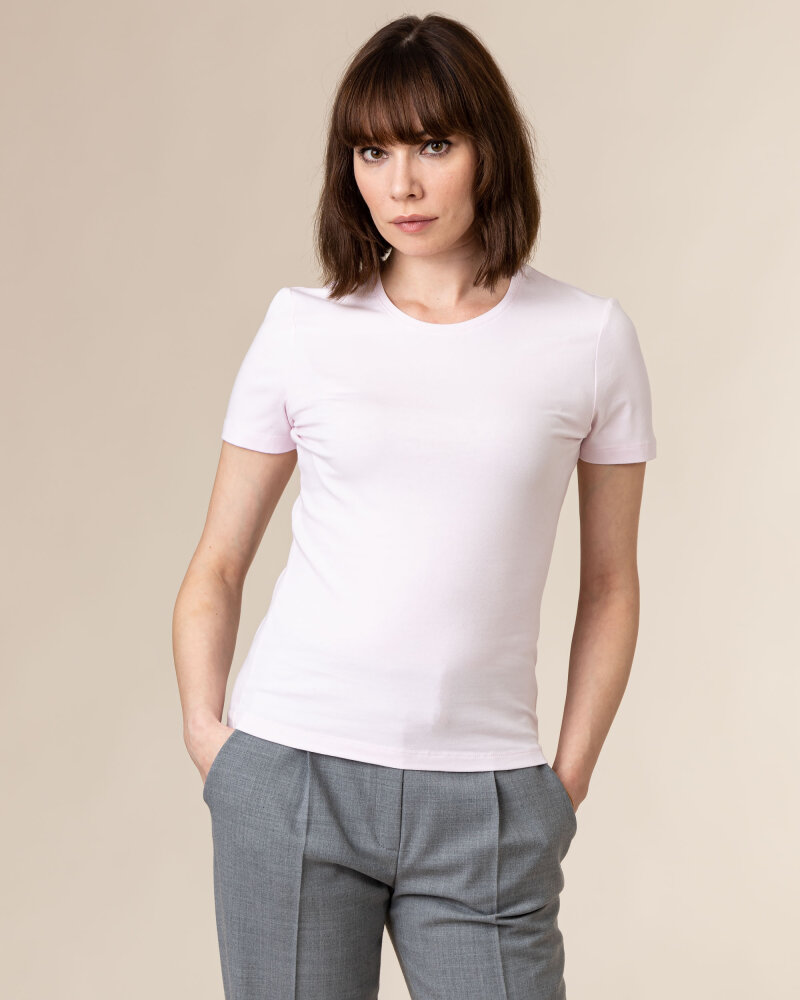 T-Shirt Stenstroms 442140_6108_500 różowy - fot:2