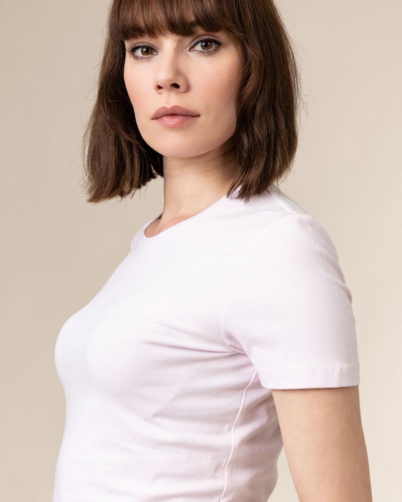 T-Shirt Stenstroms 442140_6108_500 różowy - fot:3