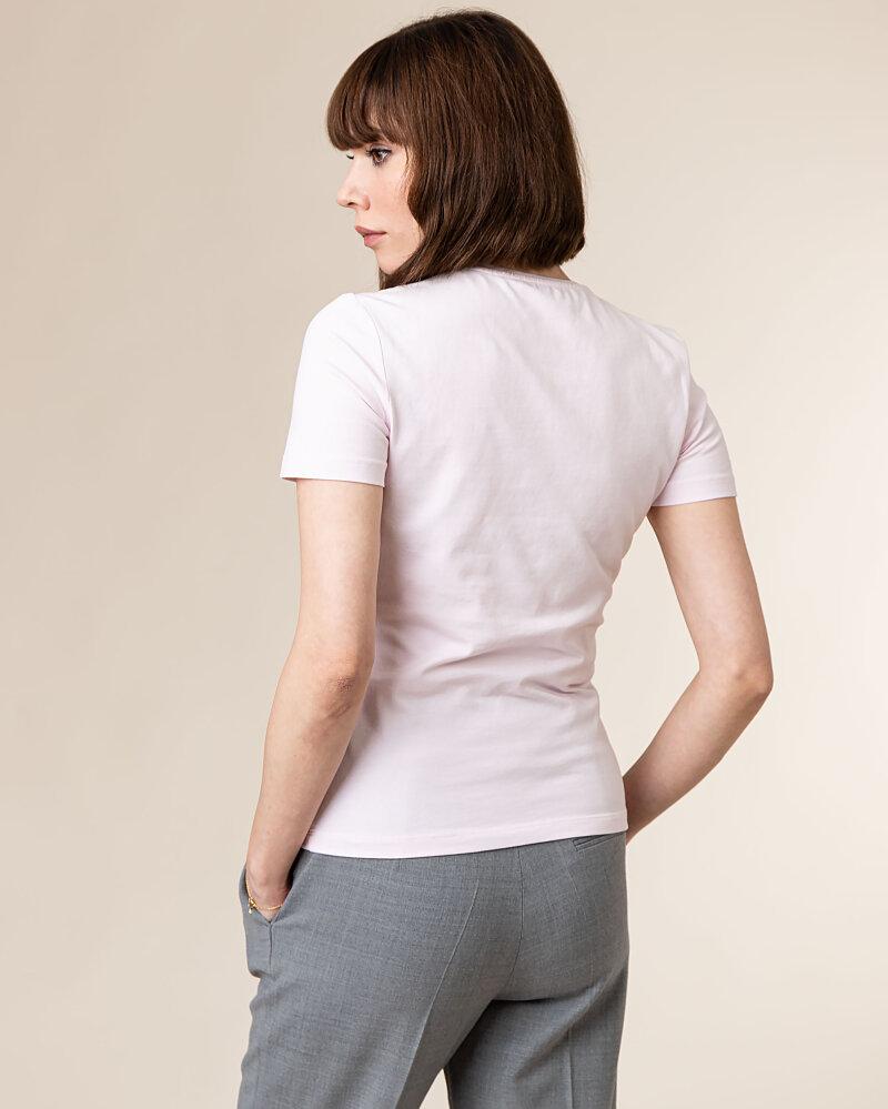 T-Shirt Stenstroms 442140_6108_500 różowy - fot:4