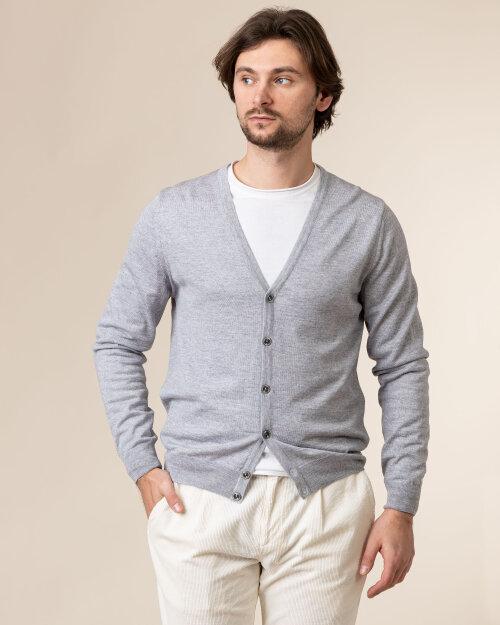 Sweter Stenstroms 422205_1350_300 szary