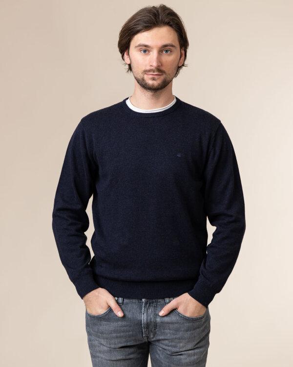Sweter Redmond 500_11 granatowy