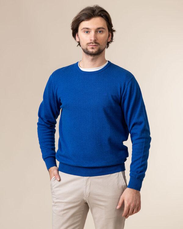Sweter Redmond 500_115 niebieski