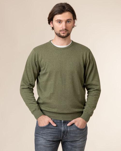 Sweter Redmond 500_618 zielony