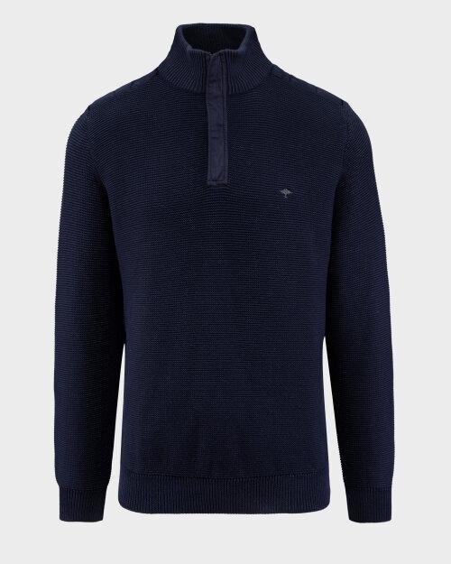 Sweter Fynch-Hatton 1220610_685 granatowy