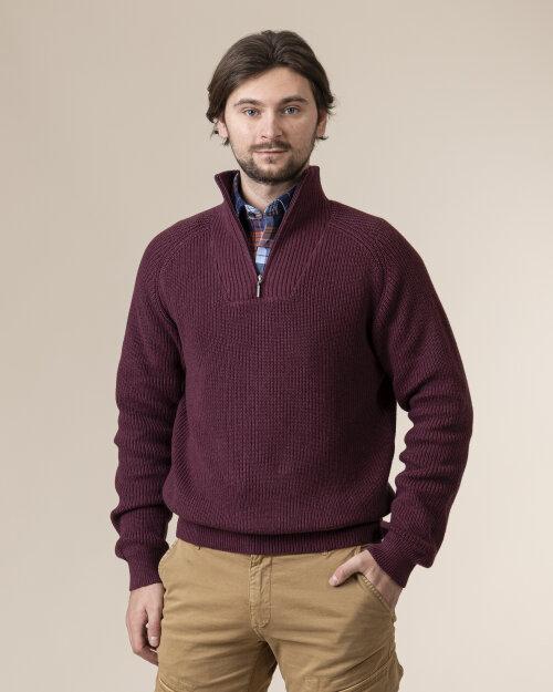 Sweter Redmond 202880600_59 bordowy