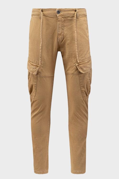 Spodnie Bomboogie PMNAM_GBTW_03 brązowy