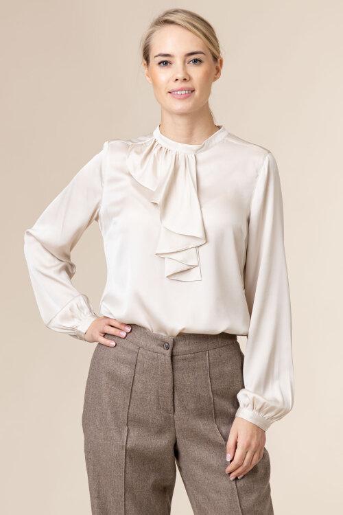 Bluzka Stenstroms 265046_2819_200 kremowy