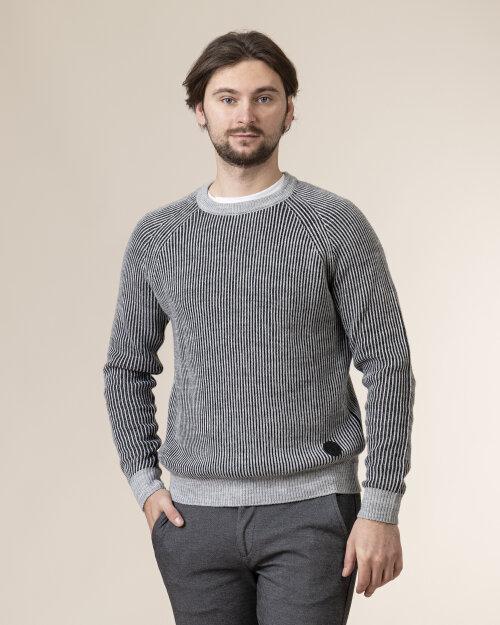 Sweter Trussardi  52M00401_0F000556_K309 szary