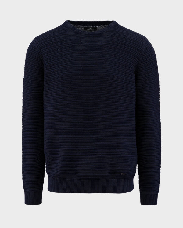Sweter Fynch-Hatton 1220205_690 granatowy