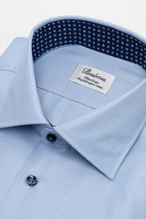 Koszula Stenstroms 684771_2360_110 niebieski