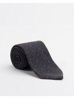 Krawat Stenströms 913157_001 brązowy