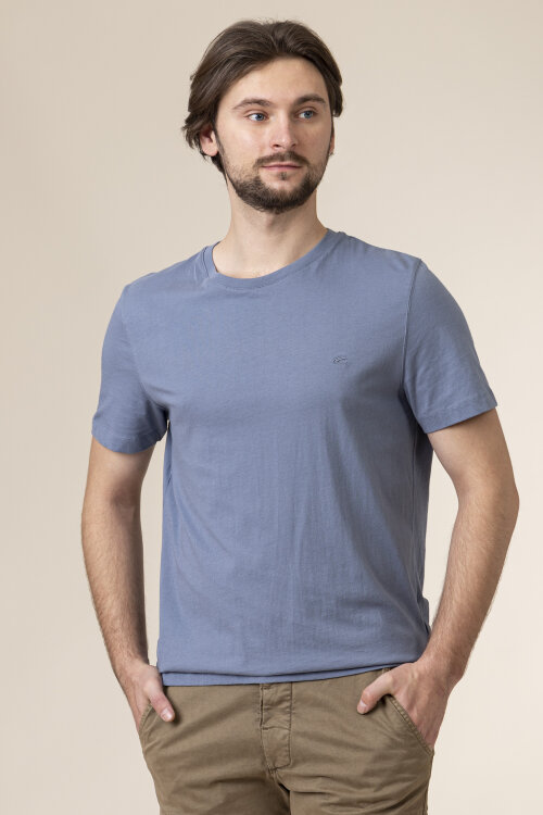 T-Shirt Camel Active 4T02409602_41 niebieski