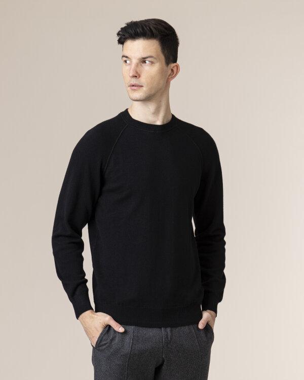 Sweter Fedeli 2UI07009_NERO czarny