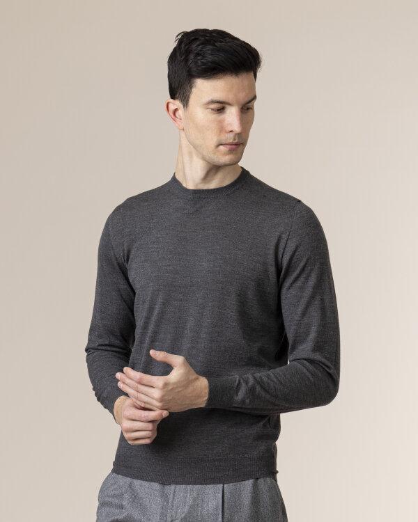 Sweter Fedeli 2UI07012_21 ciemnoszary
