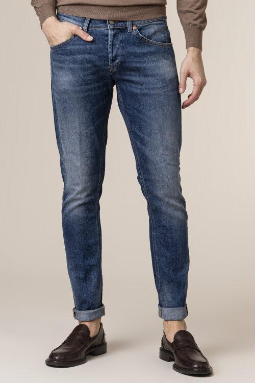 Spodnie Dondup UP232_DS284U_800 niebieski