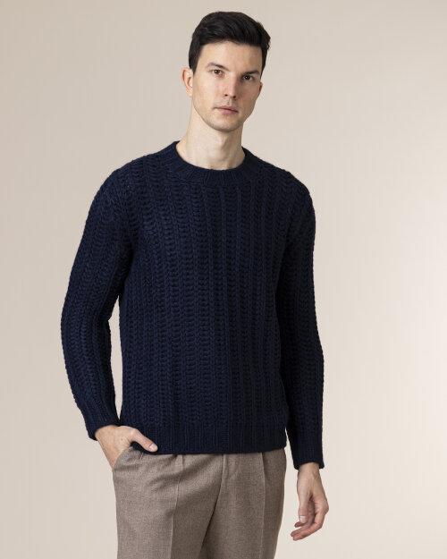 Sweter Altea 1961116_1 granatowy