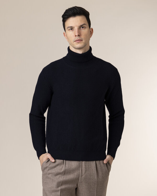 Sweter Altea 1961157_2 granatowy