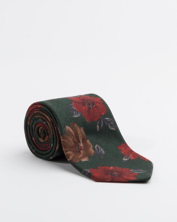 Krawat Stenströms 913131_003 brązowy