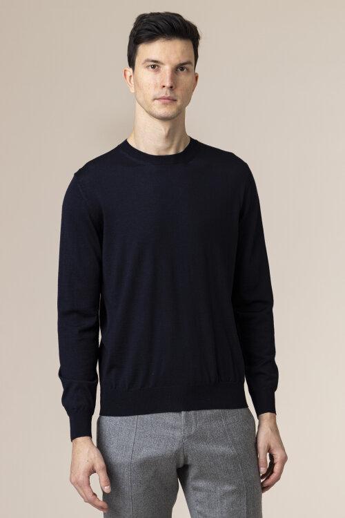 Sweter Altea 1961050_1 granatowy