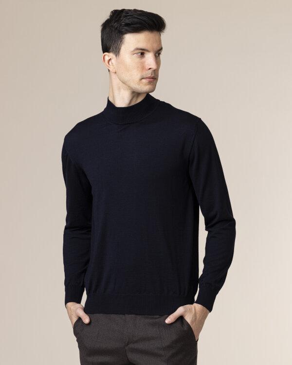 Sweter Altea 1961052_1 granatowy