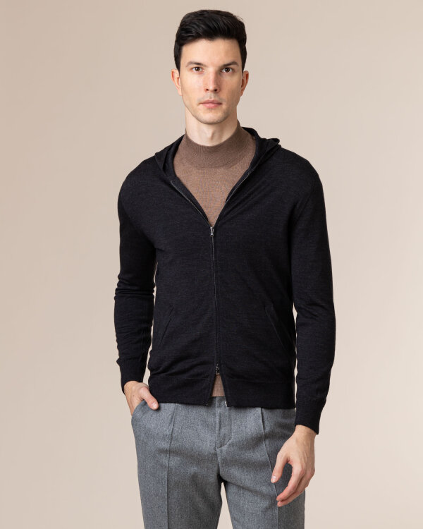 Sweter Altea 1961055_21 ciemnoszary