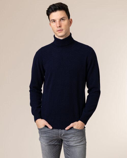 Sweter Altea 1961469_1 granatowy
