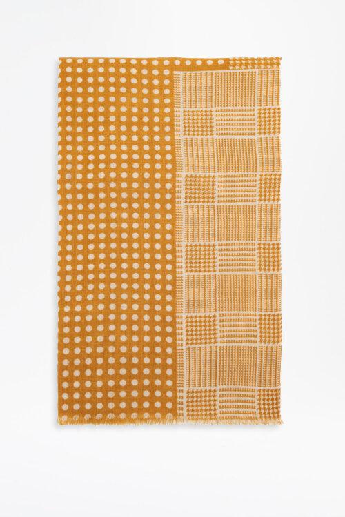 Szalik Altea 1960423_6 żółty
