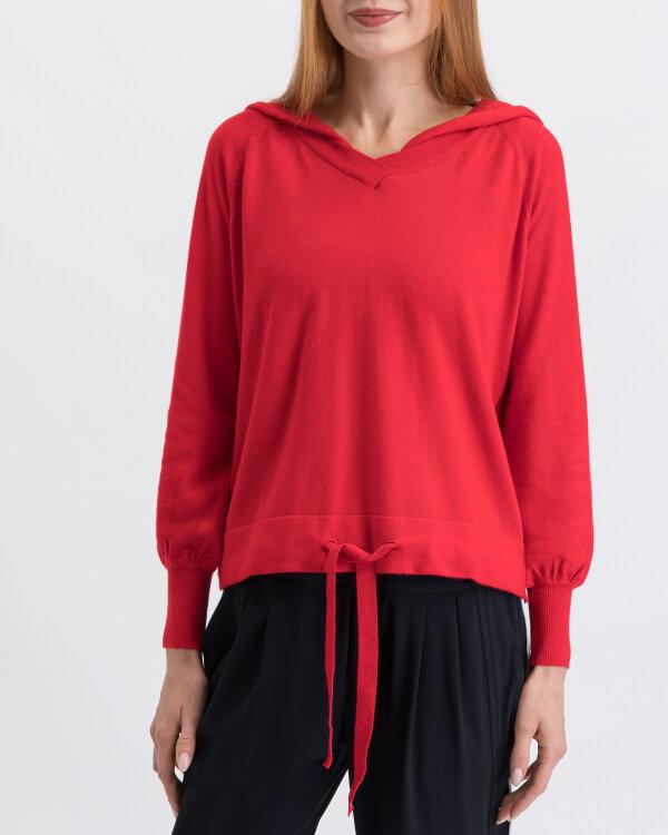 Sweter Campione 2442010_121010_60100 czerwony