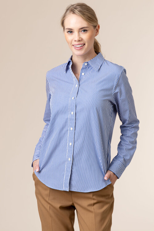 Koszula Lauren Ralph Lauren 200808127001_BLU/WHT niebieski