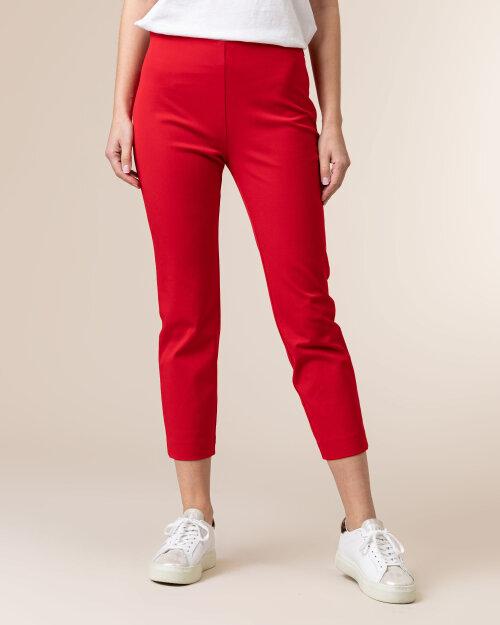 Spodnie Lauren Ralph Lauren 200687713018_RED czerwony