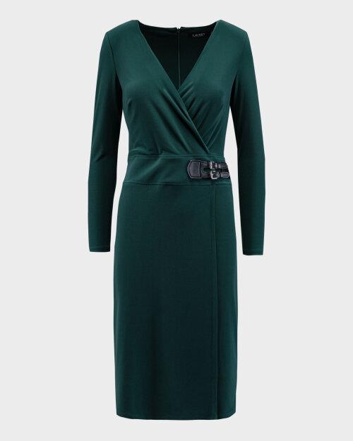 Sukienka Lauren Ralph Lauren 250751548004_GREEN zielony